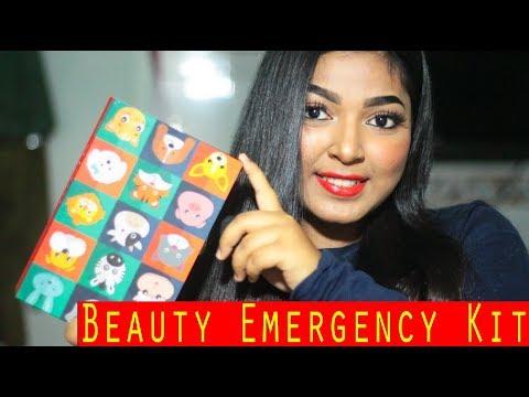 Emergency Beauty Kit - Glamego May 2018