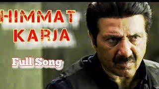 Himmat Karja  Full Song | Blank | Romy, Sonal Pradhan | Sunny Deol Karan, Kapadia | Fan Made