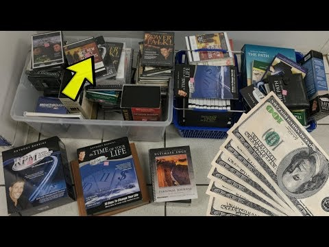 How to Make Money Thrifting - $5,000/ Month Selling on eBay