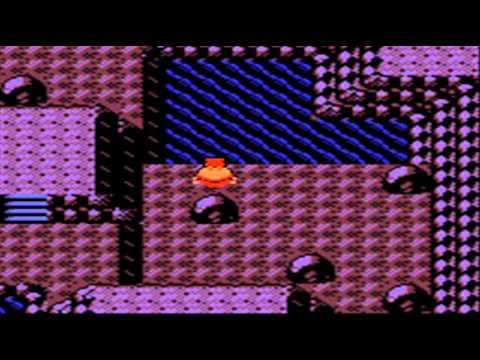Pokemon Gold Walkthrough Part 34 - Mt. Mortar