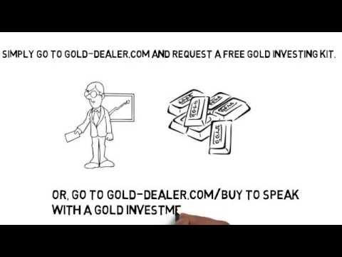 Where To Buy Gold Bullion Bars Online | Gold-Dealer.com