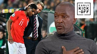 """""""It was a seminal moment."""" Chris Powell on England's reaction to racism."""