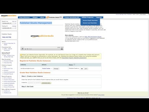 How To Get Amazon Affiliate Links Short Codes And Long