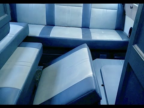 RV Tip: How to keep the sofa cushions from sliding off