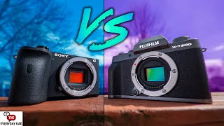 Fuji X-T200 VS Sony A6600! Why Pay TWICE As Much?!