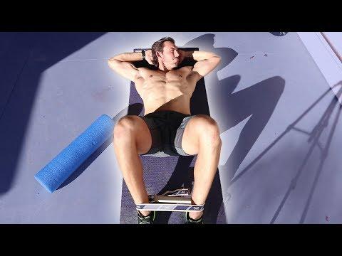 Rowing Machine: Fix Your Back, Part 1