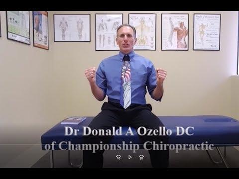 Dr Ozello's Sports Medicine Report: Adductor Strain / Groin Pull