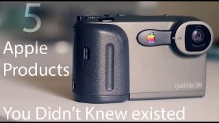 5 Apple Products You Might Not Know About