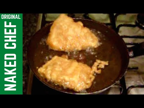 Fish & Chips crispy batter recipe with Guinness How to make