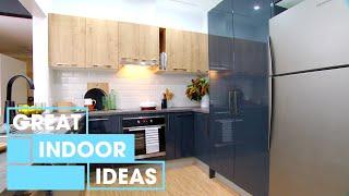 Modern Kitchen Makeover | Indoor | Great Home Ideas
