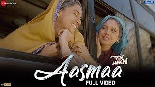 Aasmaa - Full Video | Saand Ki Aankh | Bhumi P, Taapsee P | Vishal Mishra Ft. Asha Bhosle | Raj S