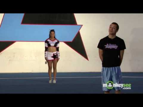 Beginner Cheerleading Jumps