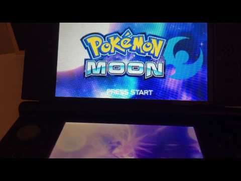 How to delete your Pokémon sun and moon file