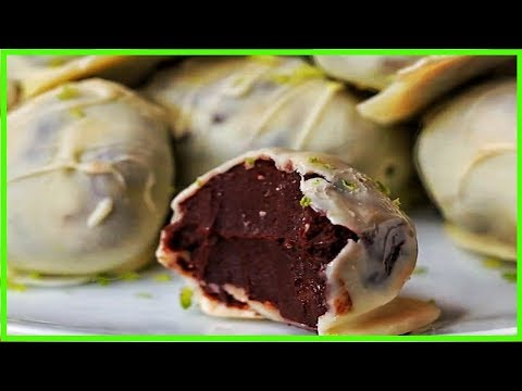 Gin And Tonic Truffles   How To Make Gin Tonic Recipes   Tasty Home Recipes