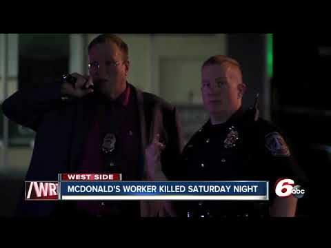 Man killed was  on his break from McDonalds