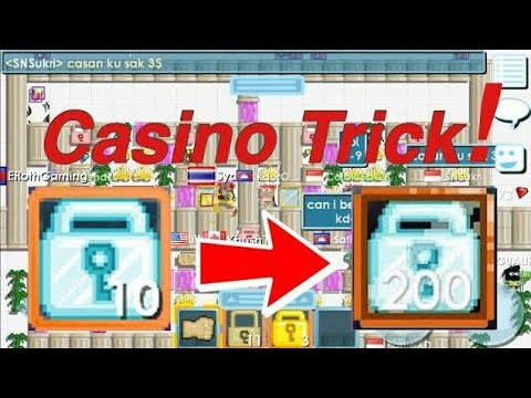 Casino Betting 5 Dls #Profit { GrowTopia