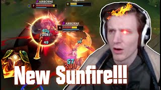 Hashinshin NEW Sunfire The SION Comeback