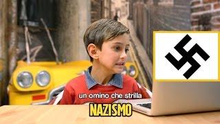 La reazione dei bambini alla svastica (e altri simboli visti per la prima volta)