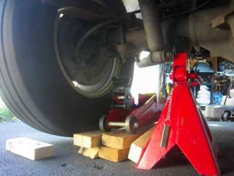 Bad Axle Bearing?
