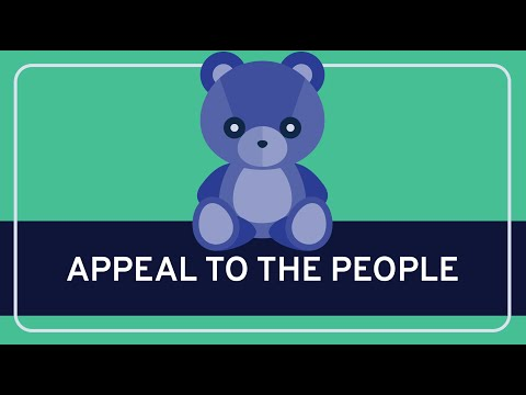CRITICAL THINKING - Fallacies: Appeal to the People [HD]