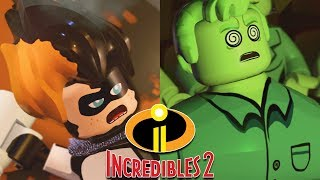 Lego The Incredibles 1 2 All Endings - Ending & Final Boss Fight