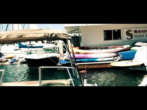 Seaforth Boat Rental in Coronado