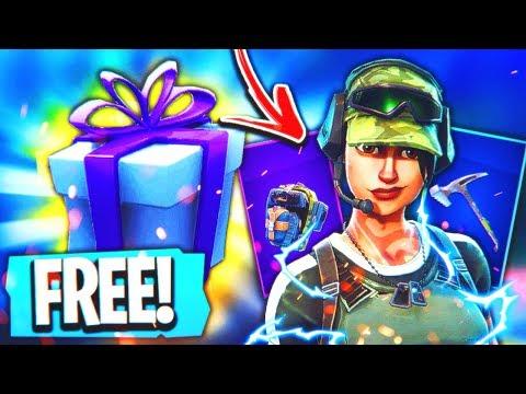 NEW Twitch Prime FREE SKIN Gameplay! - Fortnite Exclusive Twitch Prime Pack 2! (Fortnite Free Skins)