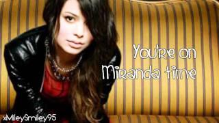 Download Miranda Cosgrove - High Maintenance (with lyrics) Video