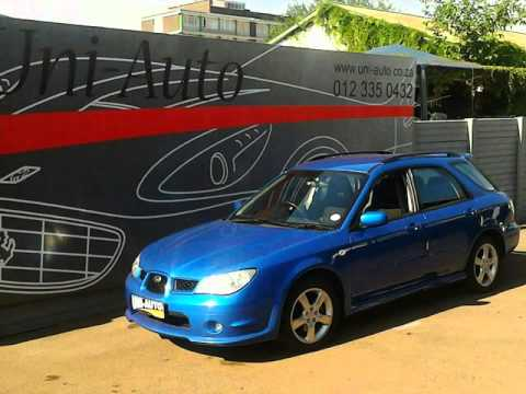 Used 2007 SUBARU IMPREZA 2.0 R WAGON Auto For Sale | Auto Trader South Africa Used Cars