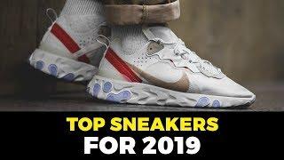 BEST SNEAKERS FOR MEN 2019   Top Men