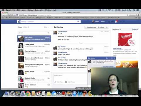 How To Open Chat On Facebook From Your Messages