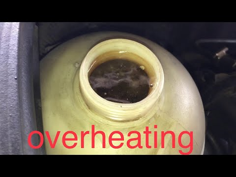 overheating - servis radiator peugeot 206