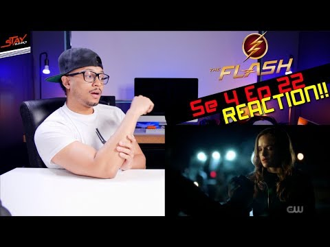 Killer Frost! The Flash Season 4 episode 22 REACTION!!