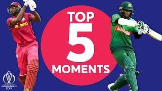 Holder? Shakib? | West Indies vs Bangladesh | ICC Cricket World Cup 2019