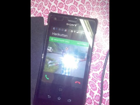 HOW TO  ACTIVATE WHATSAPP CALLING , ALSO GET A CALL INVITATION  (FULL DEMONSTRATION) (No Root)