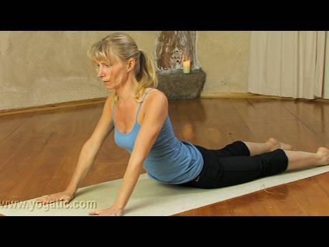 Yoga for Lower Back Relief