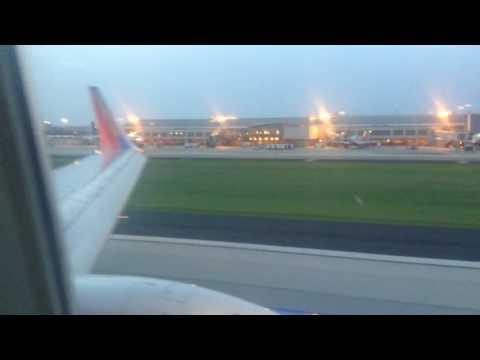Landing in San Juan PR