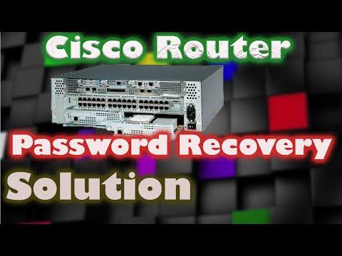 how to break cisco router password in Hindi