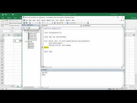 Excel VBA: Immediate Window - 5 Ways to Use it