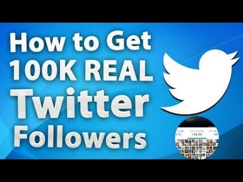 How to    Increase    Twitter Followers    Letest 2017    Tech Denny