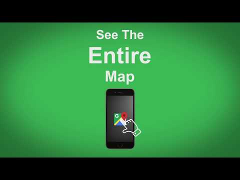 Google Maps   See The Entire Map
