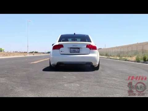 Audi A4 With Rs4 Look 20stance Wheels B7 S4 Body Kit
