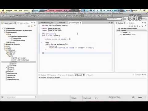 Develop Java Web App on Bluemix Part 1