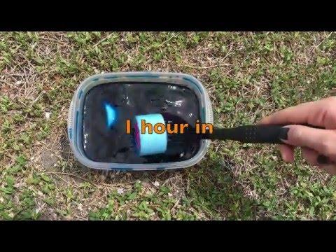 How to Dye Roller Skate Wheels