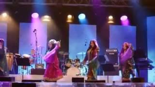 Balochi dance in Sweden