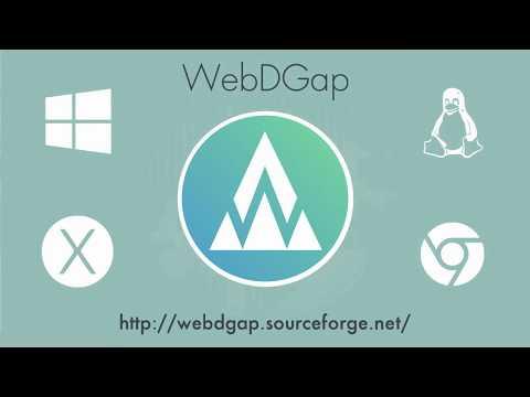 WebDGap: ¡Crea fácilmente aplicaciones de escritorio multiplataforma!