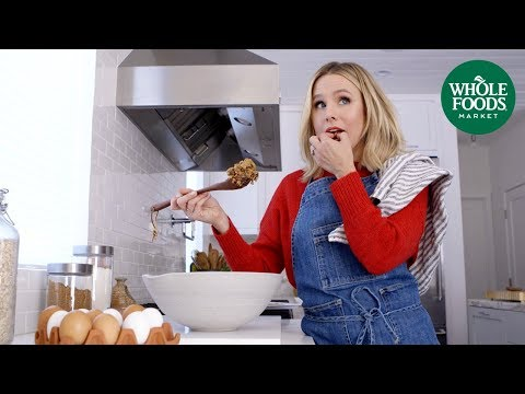 Behind The Scenes With Our Holiday Host: Kristen Bell l Whole Foods Market