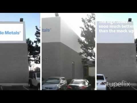 Commercial Sign Painting / Commercial Logo Painting