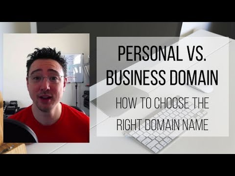 Personal vs Business Domain: How to Choose the Right Domain Name