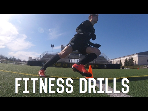 How To Improve Stamina | Essential Fitness Training For Footballers/Soccer Players
